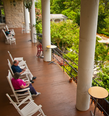 Activities:      1886 Crescent Hotel & Spa  in Eureka Springs