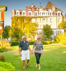 Activities:      1886 Crescent Hotel & Spa  in Eureka Springs