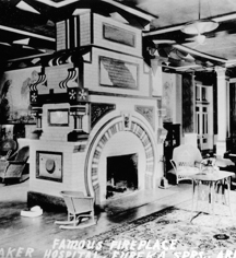 Ghost Stories:      1886 Crescent Hotel & Spa  in Eureka Springs