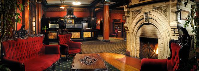 Event Calendar:      1886 Crescent Hotel & Spa  in Eureka Springs