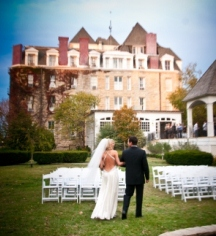 Weddings:      1886 Crescent Hotel & Spa  in Eureka Springs