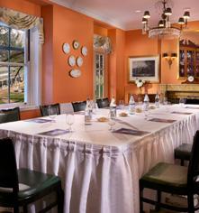 Meetings at      The Omni Homestead Resort  in Hot Springs