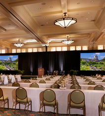Meetings at      The Omni Homestead Resort  in Hot Springs
