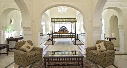 Accommodations:      Alsisar Mahal  in Jhunjhunu