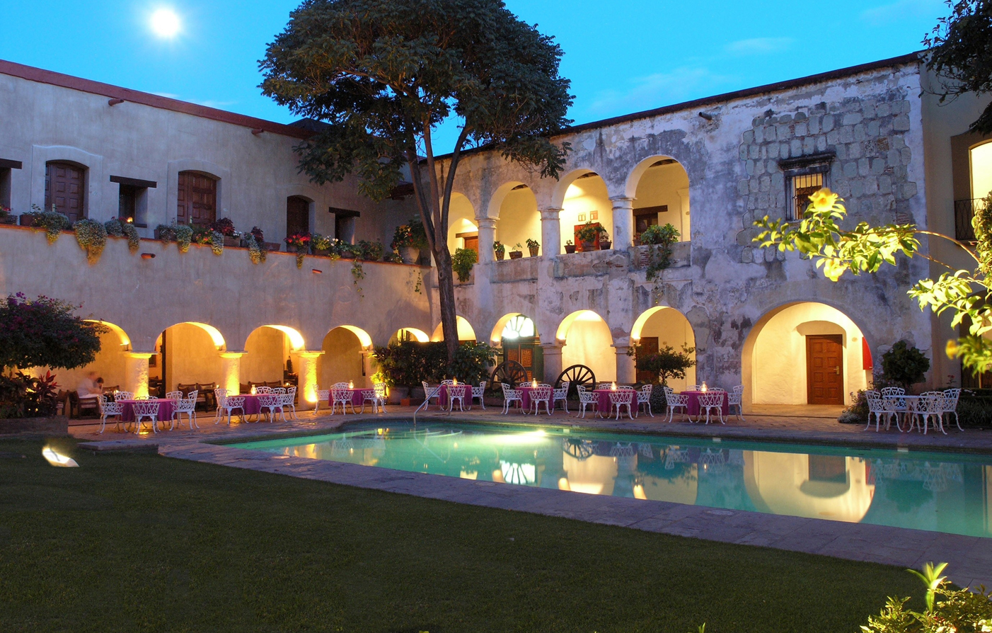Activities and attractions in oaxaca quinta real oaxaca for Boutique hotel oaxaca