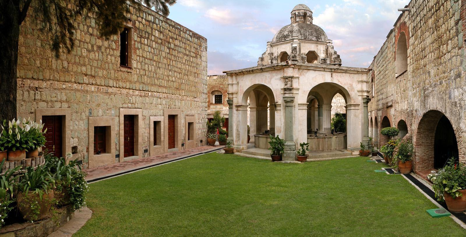 Image of Hotel Courtyard Quinta Real Oaxaca, 1576, Member of Historic Hotels Worldwide, in Oaxaca, Mexico, Discover