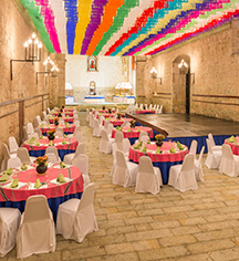 Activities:      Quinta Real Oaxaca  in Oaxaca