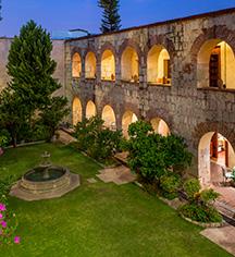 Event Calendar:      Quinta Real Oaxaca  in Oaxaca