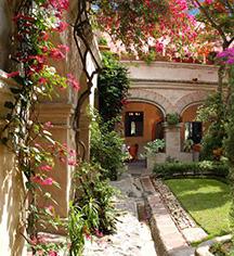 History:      Quinta Real Oaxaca  in Oaxaca