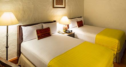 Accommodations:      Quinta Real Oaxaca  in Oaxaca