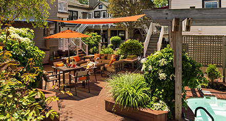 Activities:      Crowne Pointe Historic Inn  in Provincetown