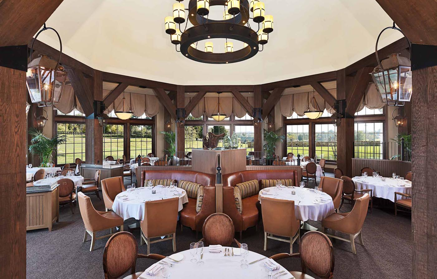 Dining:      Salamander® Resort & Spa  in Middleburg