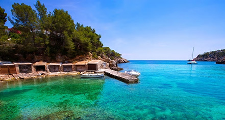 Local Attractions:      Gran Hotel Montesol Ibiza, Curio Collection by Hilton  in Ibiza