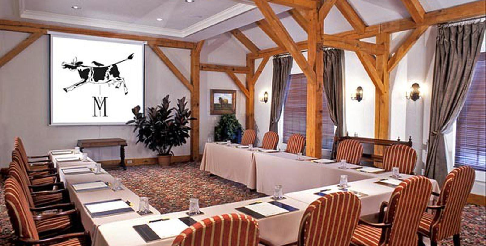 Image of Meeting Space The Inn at Montchanin Village, 1799, Member of Historic Hotels of America, in Montchanin, Delaware, Discover