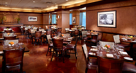 Dining at      Omni Severin Hotel, Indianapolis  in Indianapolis