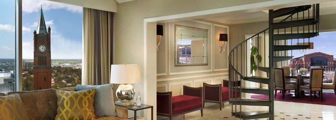 History:      Omni Severin Hotel, Indianapolis  in Indianapolis