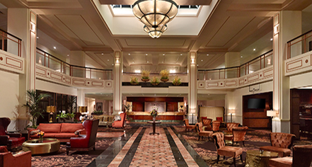 Local Attractions:      Omni Severin Hotel, Indianapolis  in Indianapolis