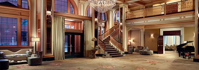 Omni Severin Hotel, Indianapolis  in Indianapolis