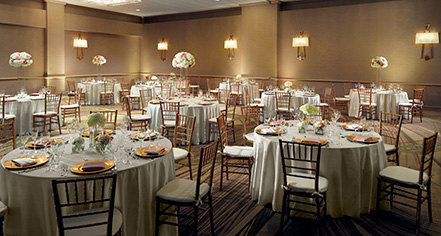 Weddings:      Omni Severin Hotel, Indianapolis  in Indianapolis