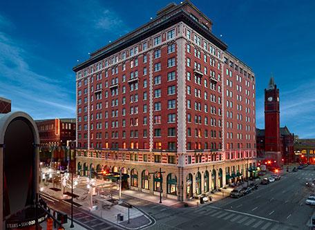Omni Severin Hotel, Indianapolis