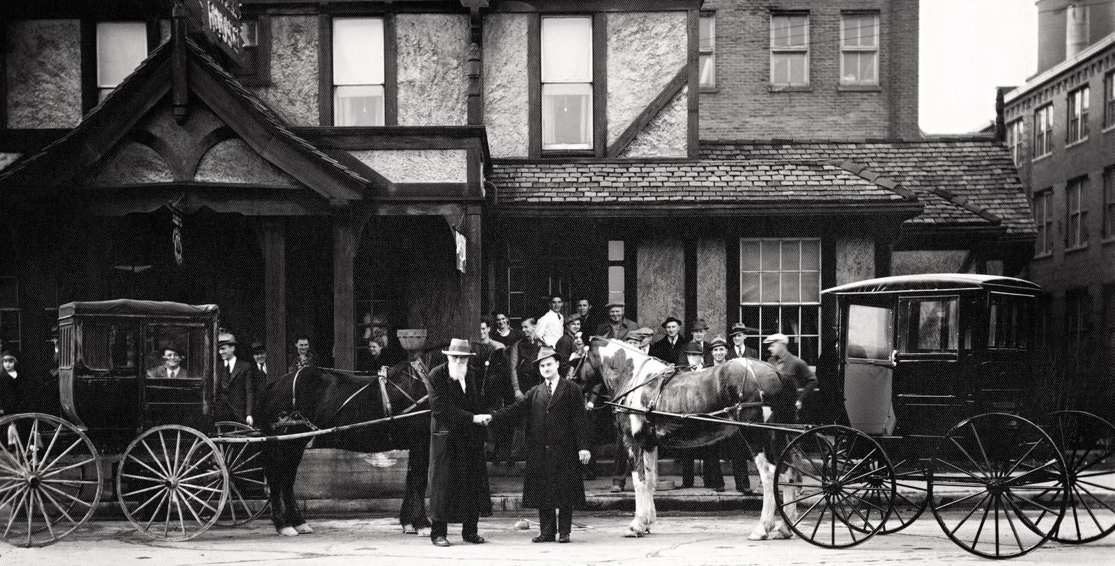 Image of The Sherman, Member of Historic Hotels of America, Discover