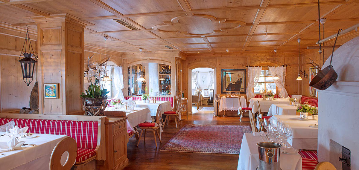 Dining:      Burg Vital Resort  in Lech