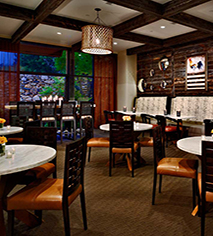 Dining at      The Graylyn Estate  in Winston-Salem