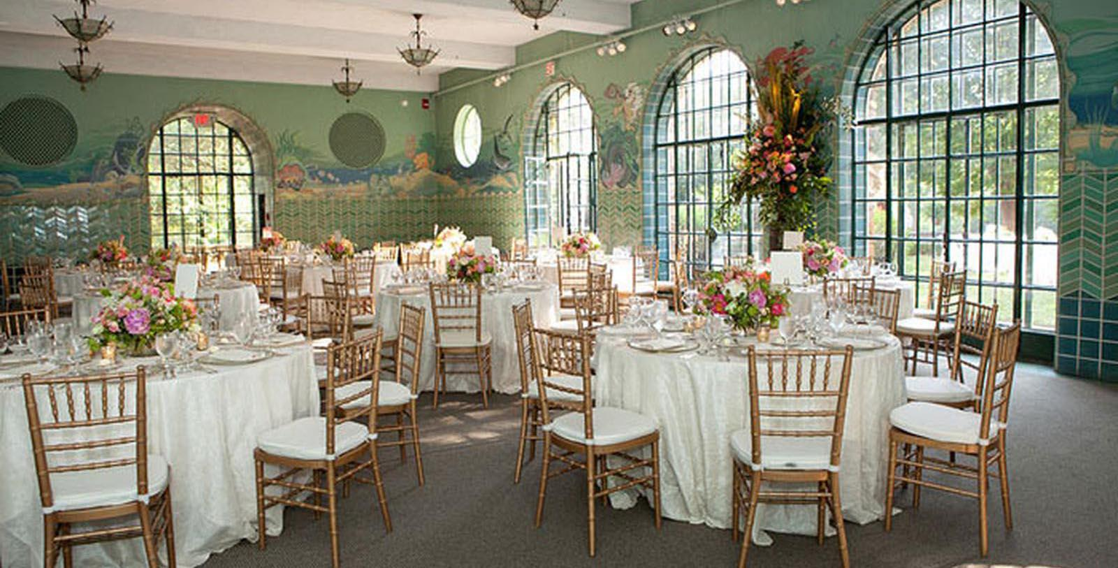 Image of Event Space The Graylyn Estate,1932, Member of Historic Hotels of America, in Winston-Salem, North Carolina, Experience