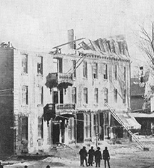 Ghost Stories:      Penn Wells Hotel  in Wellsboro