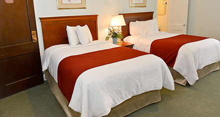 Accommodations:      Penn Wells Hotel  in Wellsboro