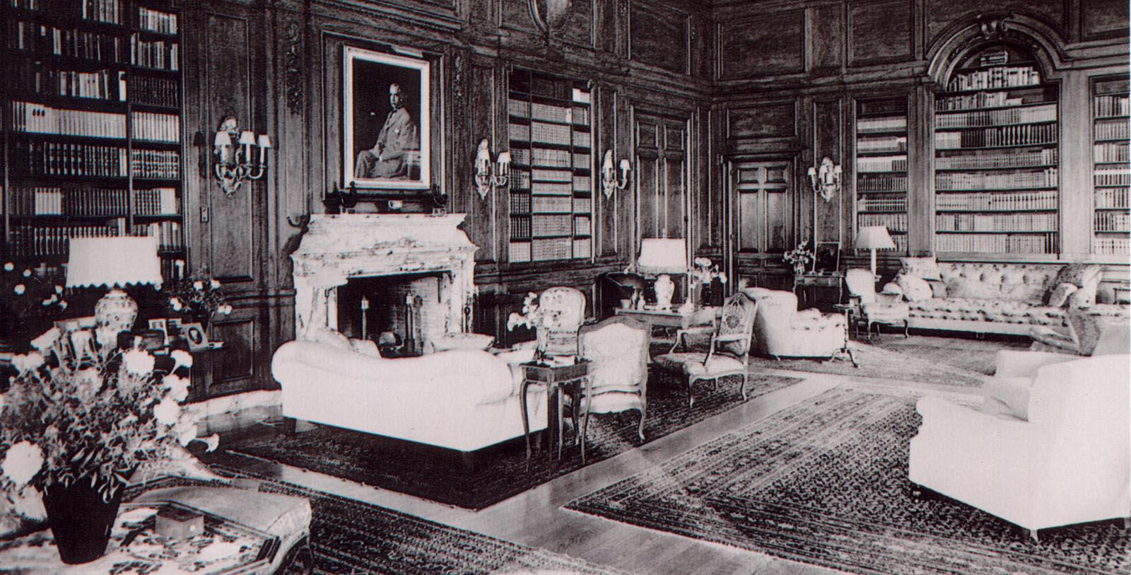Image of Historic Interior, OHEKA CASTLE, Huntington, New York, 1919, Member of Historic Hotels of America, Discover