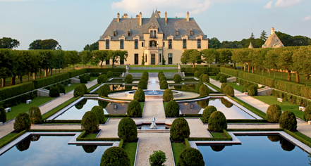 OHEKA CASTLE  in Huntington