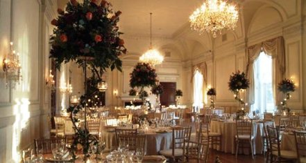 Venues & Services:      OHEKA CASTLE  in Huntington
