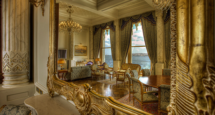 Event Calendar:      Ciragan Palace Kempinski  in Istanbul