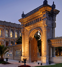 Local Attractions:      Ciragan Palace Kempinski  in Istanbul