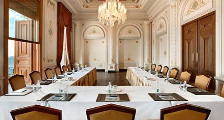 Venues & Services:      Ciragan Palace Kempinski  in Istanbul