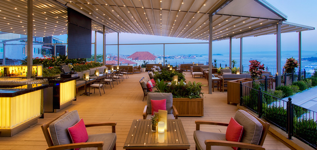 Special Offers:      CVK Park Bosphorus Hotel  in Istanbul