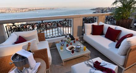CVK Park Bosphorus Hotel  in Istanbul