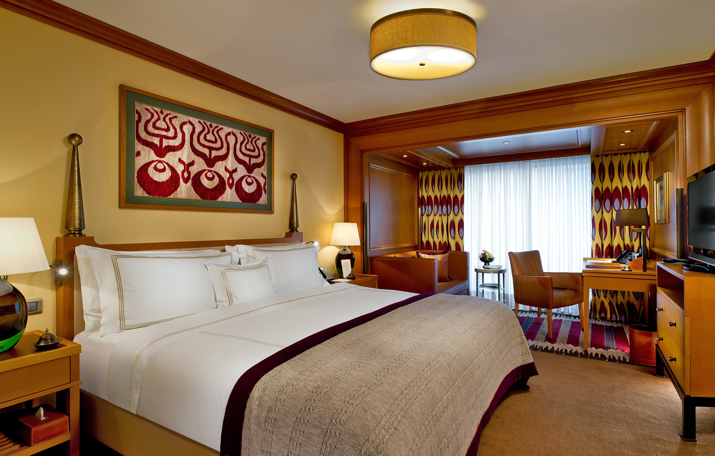 Hotel accommodations in istanbul turkey divan istanbul for Divan unwind