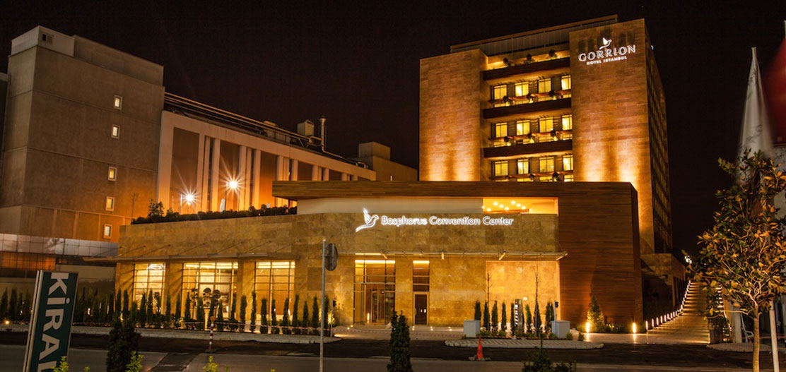 Customer Reviews:      Gorrion Hotel Istanbul  in Istanbul