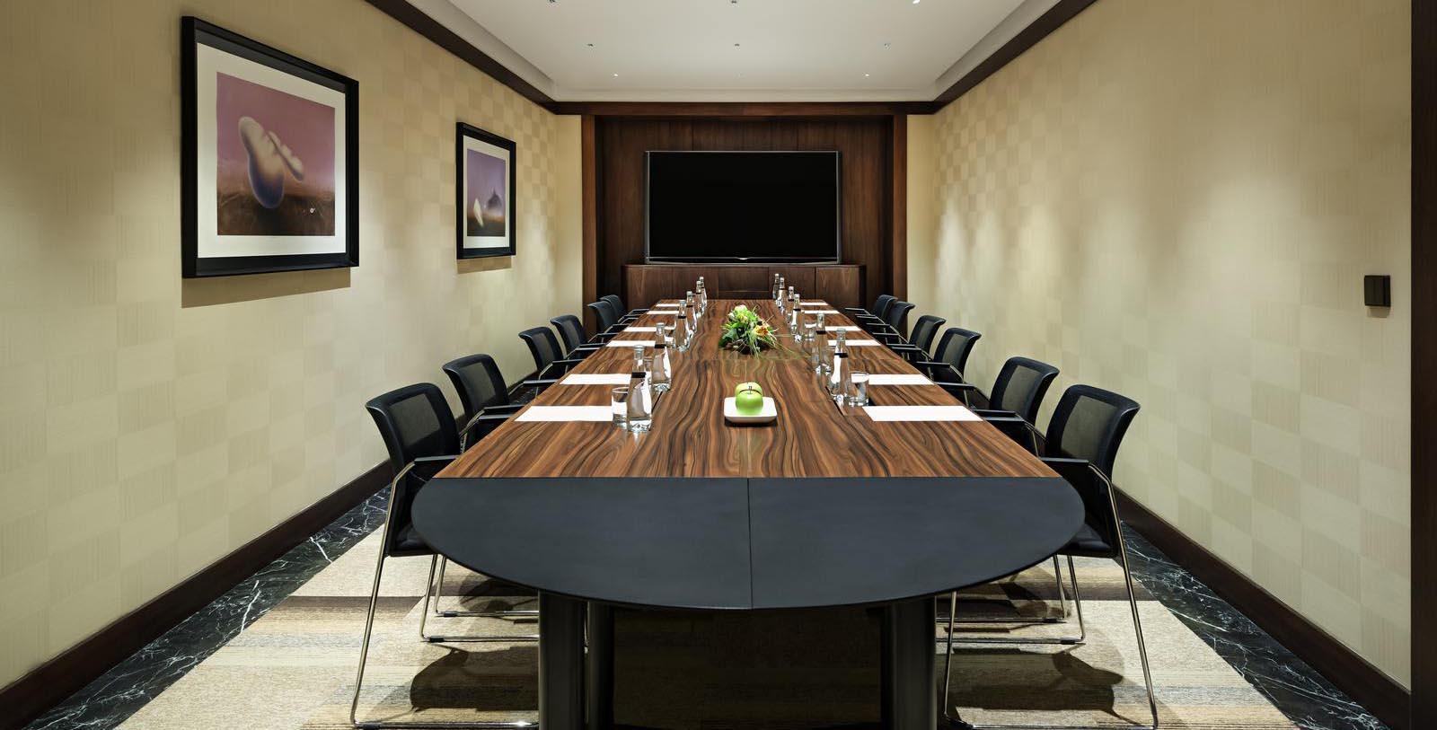 Image of Boardroom at The Galata Istanbul Hotel - MGallery by Sofitel, 1720, Member of Historic Hotels Worldwide, in Istanbul, Turkey, Experience