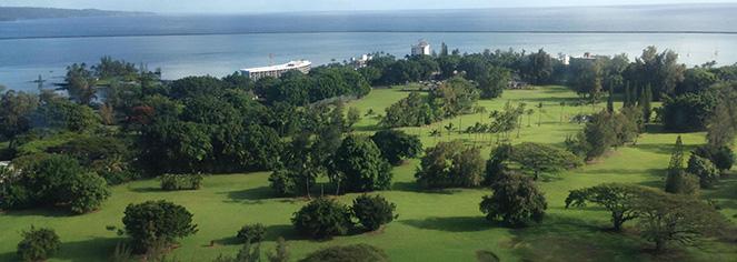 Golf at      Grand Naniloa Hotel Hilo, a DoubleTree by Hilton  in Hilo