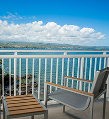 Accommodations:      Grand Naniloa Hotel Hilo, a DoubleTree by Hilton  in Hilo