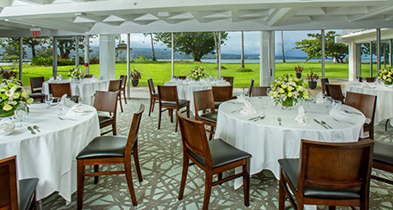 Weddings:      Grand Naniloa Hotel Hilo, a DoubleTree by Hilton  in Hilo
