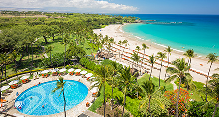 Activities:      Mauna Kea Beach Hotel  in Kohala Coast
