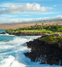 Golf at      Mauna Kea Beach Hotel  in Kohala Coast