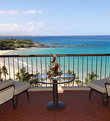Mauna Kea Beach Hotel  in Kohala Coast