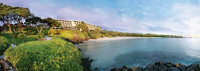 Spa:      Mauna Kea Beach Hotel  in Kohala Coast