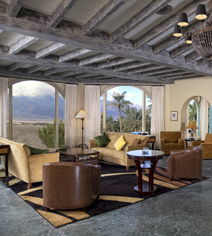 Accommodations:      The Inn at Furnace Creek  in Death Valley