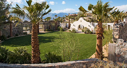 Weddings:      The Inn at Death Valley  in Death Valley